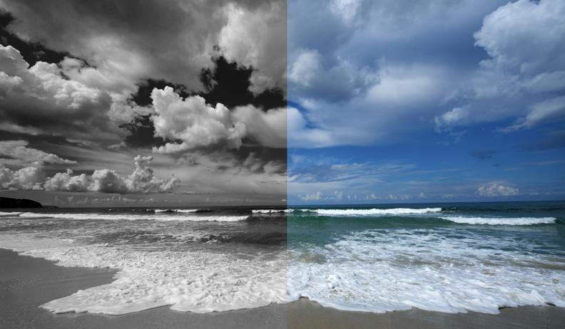 Ecco cosa sono i filtri fotografici e a cosa servono il - Pagine a colori in bianco e nero ...