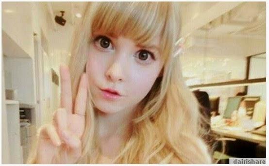 Gadis Tercantik Dan Popular Di Hong kong Dan Jepun 6 Gambar