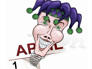 1. April čestitka - dan varanja slike besplatne pozadine za mobitele download