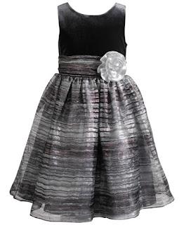 Vestido, Niñas, Diseños con Rayas