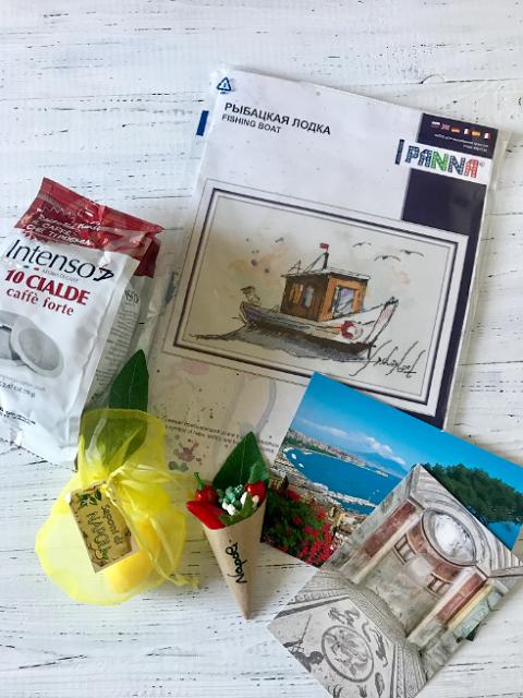 Неапольская конфетка до 16 августа