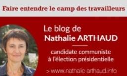 Lien vers le blog de Nathalie Arthaud
