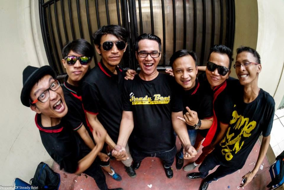 Steadybeat band