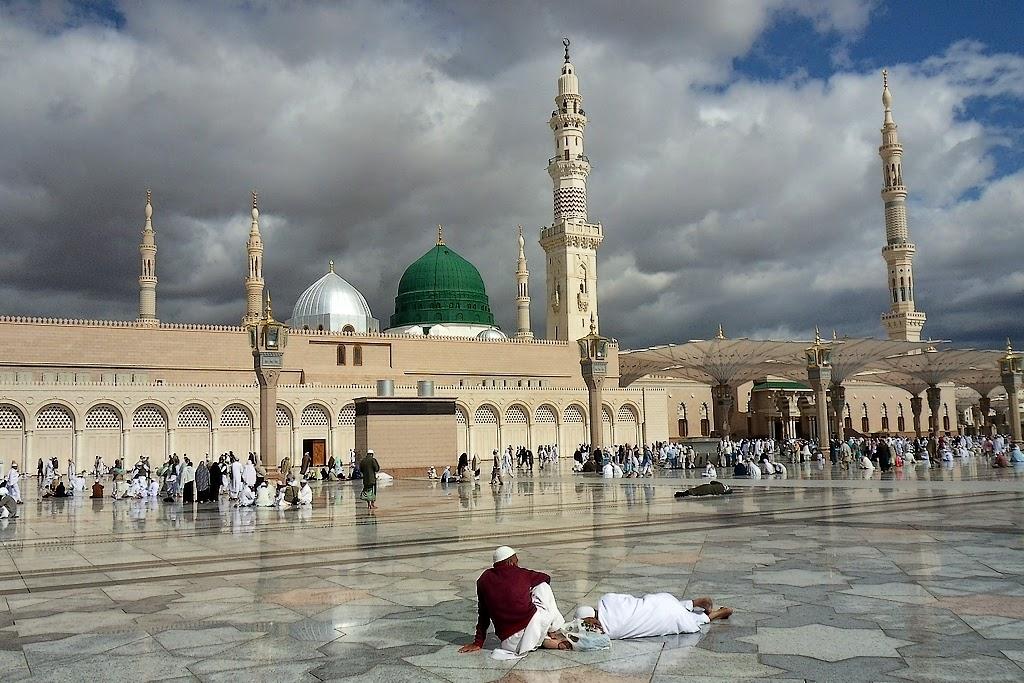 Masjid Al Nabawi Hd
