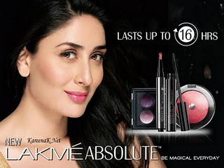 Kareena Kapoor Lakme Ad1 - Kareena Kapoor's latest Lakme Advertisements