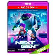 Robot 7723 (2018) WEB-DL 1080p Audio Latino-Ingles