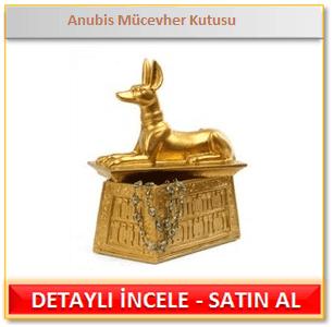 Anubis Mücevher Kutusu