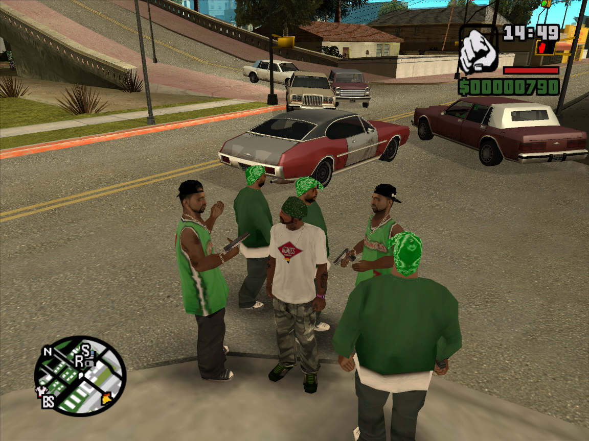 Play GTA San Andreas Games - Free Online Games