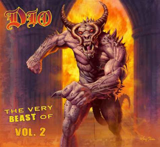The Very Beast Of DIO 2012 Portada