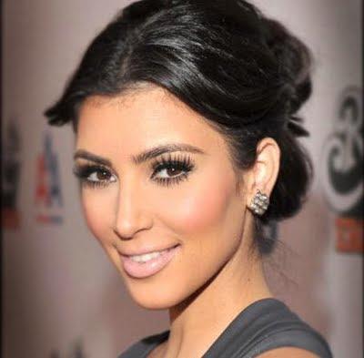 Kim Kardashian lip