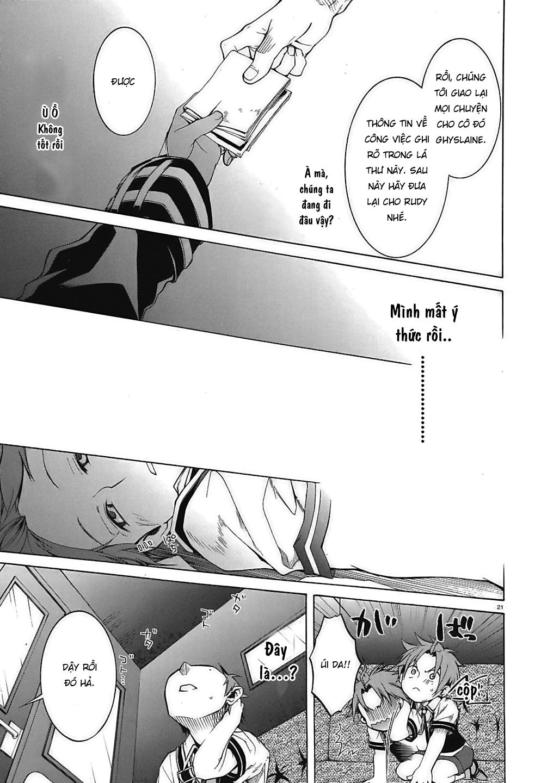 Mushoku Tensei - Isekai Ittara Honki Dasu - Chapter 6 - Pic 25
