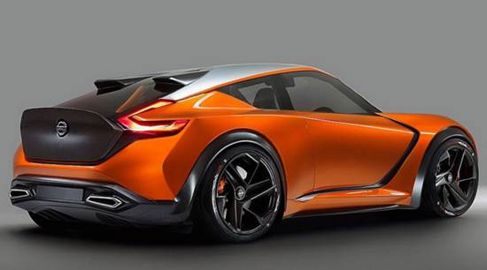 2018 Nissan Z Concept Best New Cars For 2018