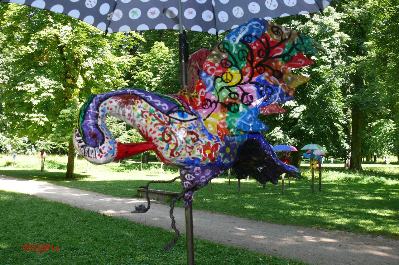 Truffe et compagnie parc de la colombiere dijon a for Parc expo dijon