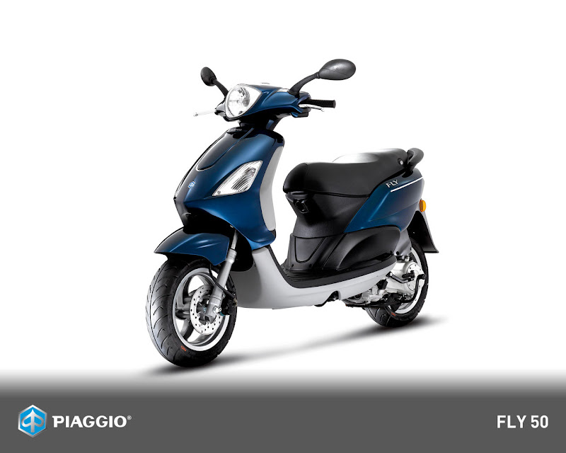 2011 Piaggio Scooter Fly 50 4V