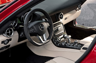 2011 Mercedes-Benz SLS AMG Interior