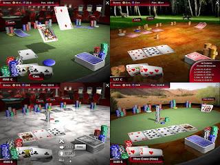 Game Texas Hold'em Poker