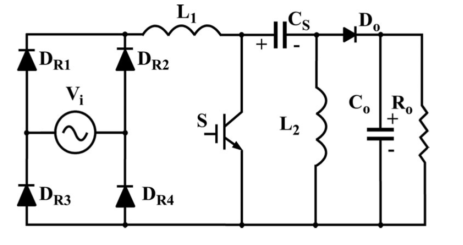 final year power electronics projects   hpf rectifier using the modified sepic converter