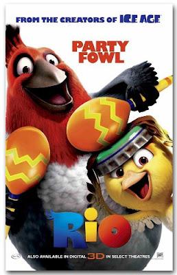 Rio Bird the Movie