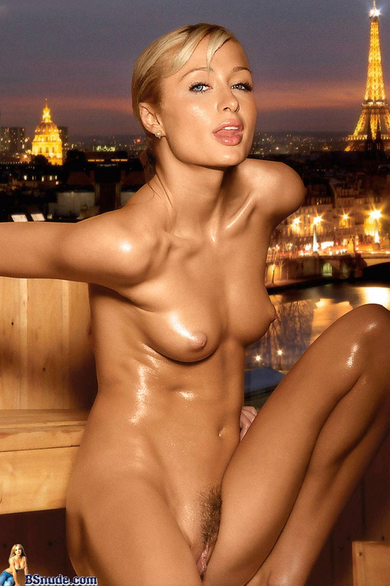 Paris hilton naked pic