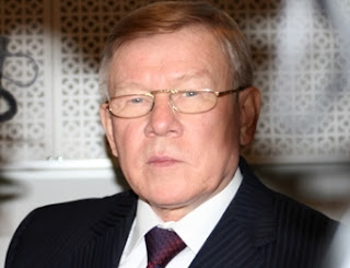 Anatoly Perminov, roscosmos, escudo contra o apophis