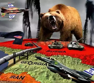 Ketika Sang Beruang Mengamuk di Suriah