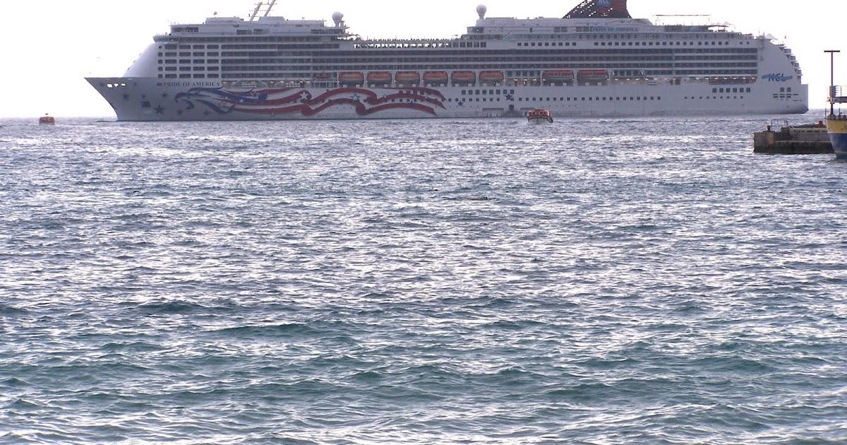 Baywire Hawaiian Cruise On The Pride Of America Ship