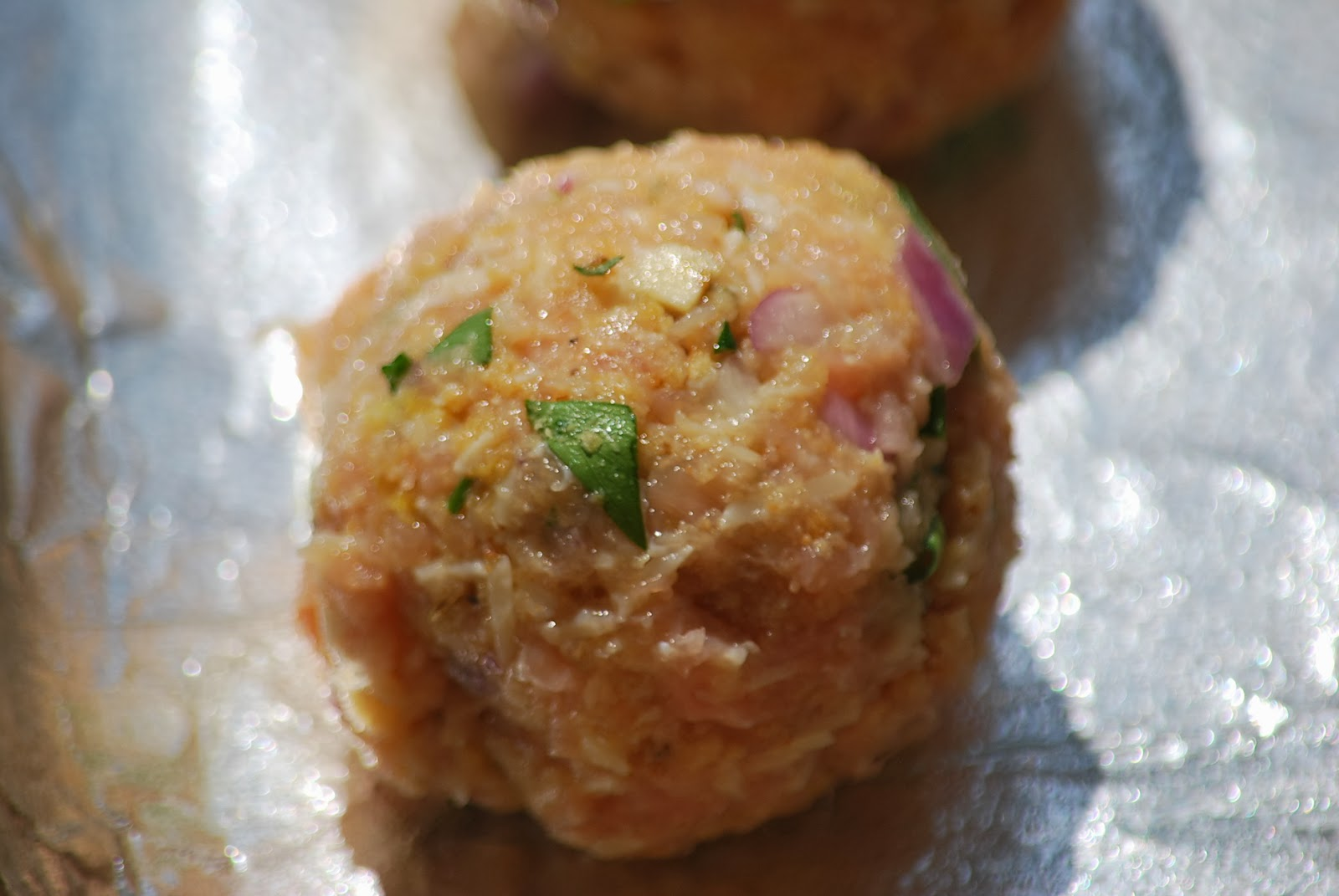 how to make bake meatballs with no sauce