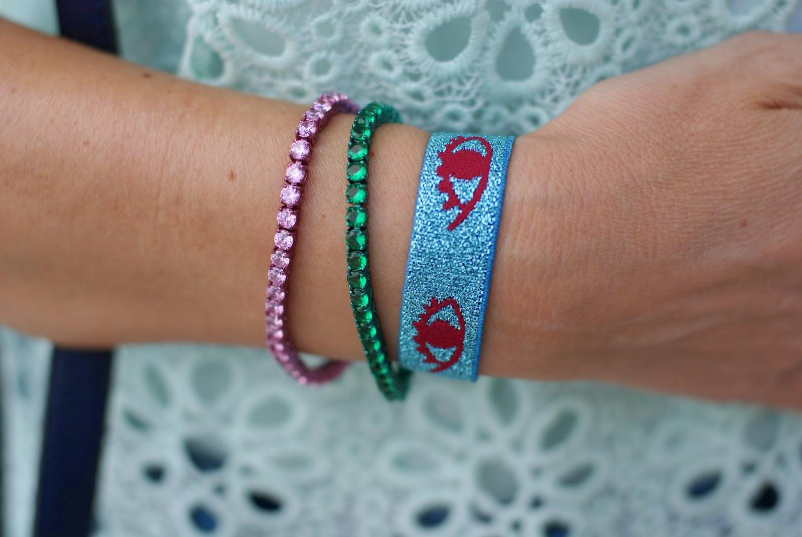 Luca Barra bracelets, ventiquattro bracelet, Fashion and Cookies, fashion blogger
