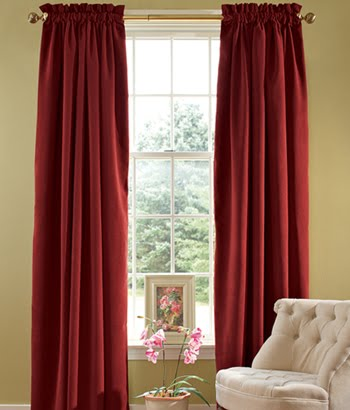 Lined Curtains Design 2013 Ideas | Home Interiors