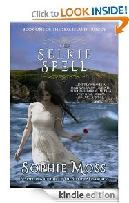 Free eBook Feature: The Selkie Spell by Sophie Moss