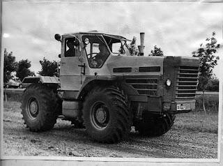 Тяговый класс трактора: таблица, особенности