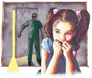 Detenido admite que violó y degolló a niña