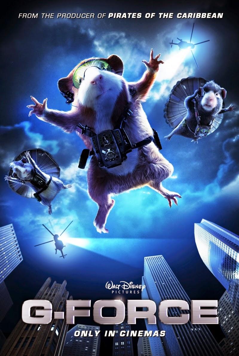 Biệt Đội Chuột Lang - G-Force (2009) Poster