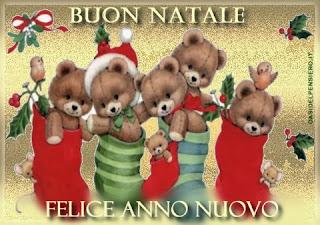 Auguri Natale Facebook