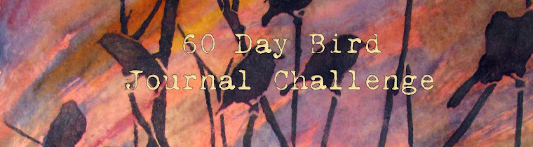 60 Day Bird Journal Challenge