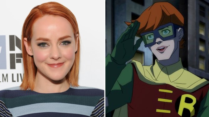 Batman V Superman: Dawn of Justice - Rumor - Extra Leaks Jena Malone's Role