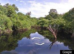 Google Unveils Amazon Rainforest Street View Project