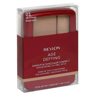 Revlon Age Defying spa foundation Review