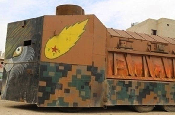 Tank Kurdi