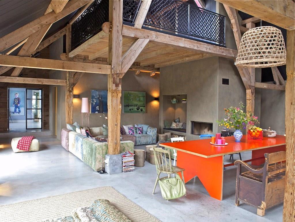 Mibarquitodepalet mi casa ideal una casa reformada en for Casas antiguas reformadas