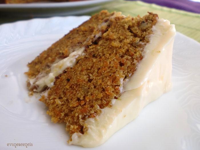 Refrigerate Carrot Cake