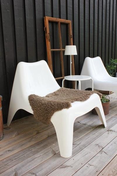 Envie le fauteuil vago - Fauteuil de jardin ikea vago pau ...