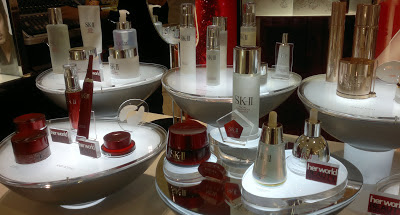 SK-II product lines