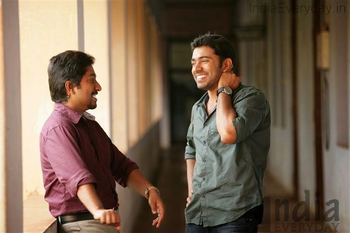 Ohm Shanthi Oshaana - Nivin Pauly & Vineeth Sreenivasan