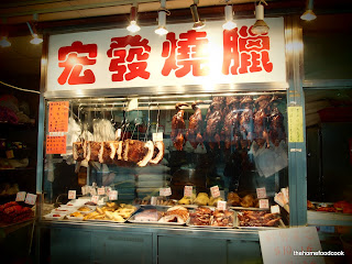 thehomefoodcook - four days of hong kong - roast meats