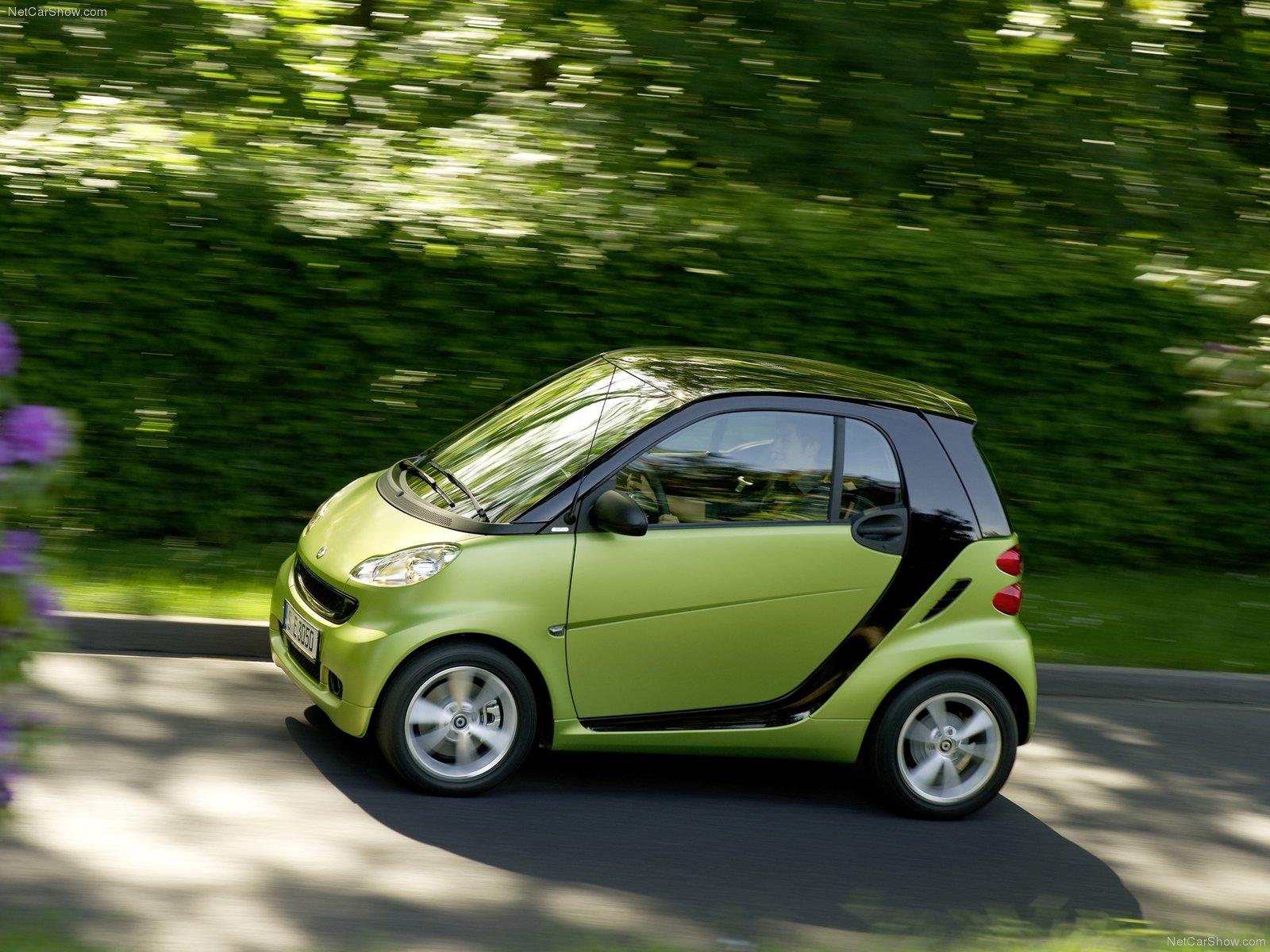 Hình ảnh xe ô tô Smart fortwo 2011 & nội ngoại thất