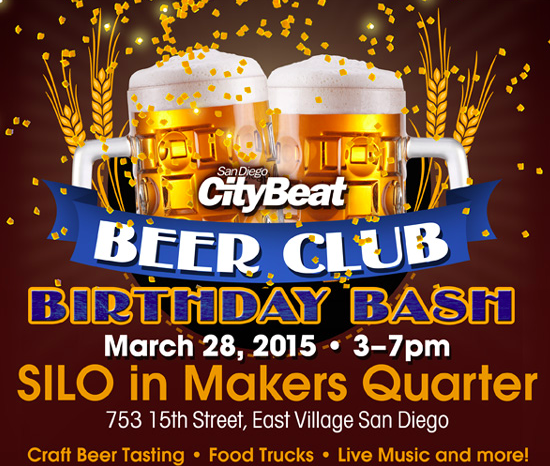 Save $3 On Tickets To CityBeat Beer Club 8th Anniversary
