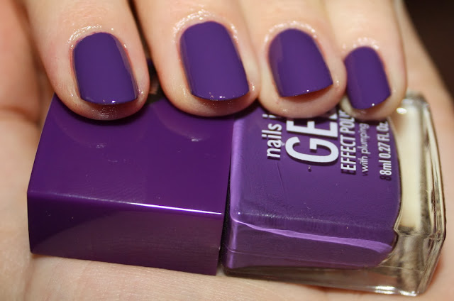 Nails Inc. Gel Effect Polish in Bond Street Swatch