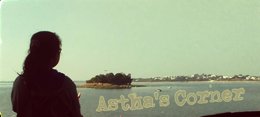Astha's Corner