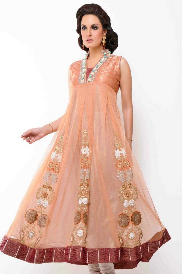 Latest dresses for girls for party